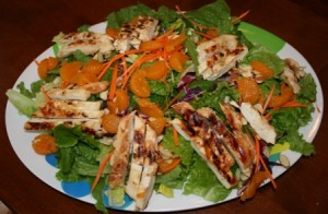 oriental chicken salad-sm